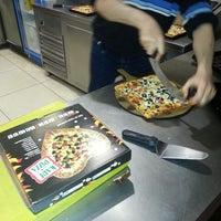Photo taken at Kare Pizza by Serkan S. on 1/27/2014