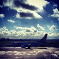 Photo taken at Aeroporto Internacional de Curitiba / Afonso Pena (CWB) by Bernardo R. on 5/6/2013