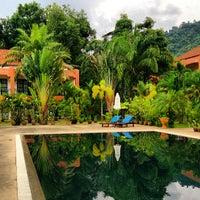 Photo taken at Khaolak Palm Hill Resort by Rami G. on 5/10/2013