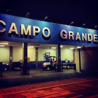 Photo taken at Campo Grande International Airport (CGR) by Diego L. on 7/21/2013