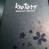 Photo taken at Kiotori by Feten N. on 3/2/2014