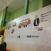 Photo taken at Universitas Islam Riau (UIR) by Hadi f. on 4/24/2013