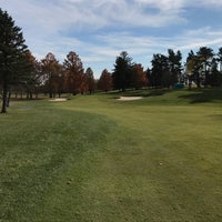 Photo taken at University of Michigan Golf Course by Ryan S. on 11/18/2016