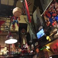 Photo taken at Buddies New York Café by Brian B. on 12/17/2016