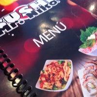 Photo taken at Sushi Mr. Niko by Guruc W. on 5/11/2013