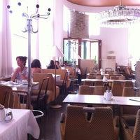 Photo taken at Café Prückel by Juergen S. on 7/2/2013