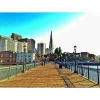 Photo taken at Pier 7 by Jonathan W. on 5/26/2013