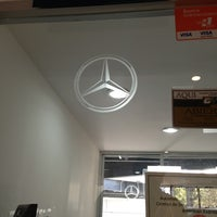 Photo taken at Mercedes-Benz Hermer by Hugo T. on 2/13/2013