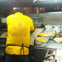 Photo taken at The Halal Guys by Wan L. on 9/22/2012