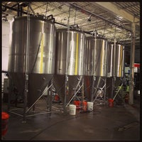Photo taken at Half Full Brewery by Rodrigo A. on 4/13/2013