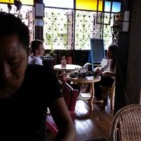 Photo taken at Rachamankha Flora House Chiang Mai by uruma t. on 9/6/2013