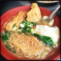 Photo taken at Noodles by Tu I. on 3/15/2015