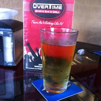 Photo taken at OverTime Sports Bar and Grill by Stacy C. on 5/23/2014