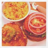 Photo taken at Veggie Grill by Ari B. on 12/4/2012
