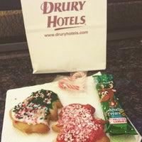 Photo taken at Drury Inn & Suites - Troy by Paula M. on 12/24/2014
