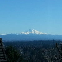 Photo taken at Rocky Butte Park by Tim M. on 2/15/2013