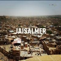 Photo taken at Jaisalmer Fort by Ankul B. on 6/24/2013