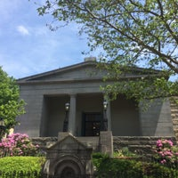 Photo taken at Providence Athenaeum by Steve J. on 5/31/2016