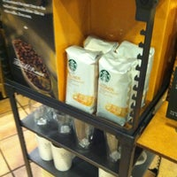 Photo taken at Starbucks by Crystalina F. on 1/10/2013