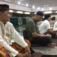 Photo taken at Masjid Babussalam by Dani S. on 10/1/2016