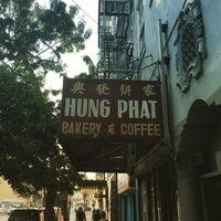 Photo taken at Hung Phat by Aaron Christopher C. on 1/15/2015
