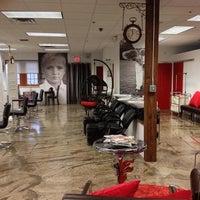 Photo taken at Thomas Cole Salon by Thomas G. on 12/23/2013