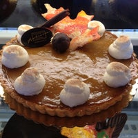 Photo taken at Ambrosia Patisserie by Michelle on 10/10/2012