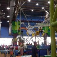 Photo taken at Lollipop's Playland & Cafe by Nindita U. on 1/31/2014