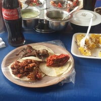 Photo taken at Tacos El Tapatío by Alonso C. on 3/6/2015