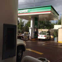 Photo taken at Gasolinera Picacho-Ajusco by Cesar G. on 3/9/2014