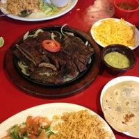 Photo taken at Del Pueblo Mexican Restaurant by Erin R. on 5/11/2013