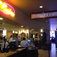 Photo taken at Marilyn's Café by Luis E. on 4/22/2016