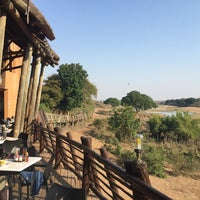Photo taken at Lower Sabie Rest Camp, Kruger National Park by Wojciech Jerzy W. on 9/6/2016