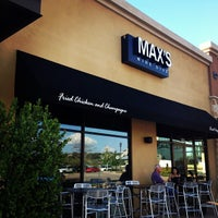 Photo taken at Max's Wine Dive San Antonio by Joey B. on 10/2/2012