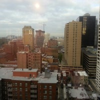 Photo taken at The HUB City View by Isaac K. on 10/18/2012