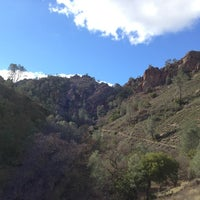 Photo taken at Pinnacles National Park by Briana D. on 1/26/2013