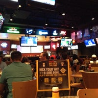 Photo taken at Buffalo Wild Wings by Eric C. on 9/9/2013