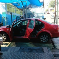 Photo taken at Autolavado by Gina V. on 2/5/2013