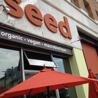 Photo taken at Seed Kitchen by Tina M. on 7/26/2013