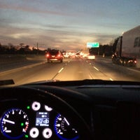 Photo taken at I-210 (Foothill Freeway) by Khalid A. on 1/21/2016