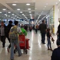 Photo taken at T1 International Terminal by Alain d. on 6/9/2013