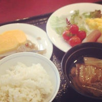 Photo taken at グランパークホテルエクセル 福島恵比寿 by Ayako H. on 10/26/2014