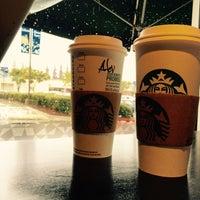 Photo taken at Starbucks by Alexandra S. on 10/14/2016