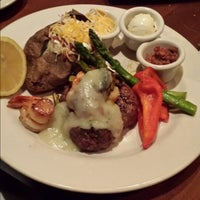 Photo taken at The Keg Steakhouse & Bar by Christopher P. on 12/25/2013