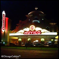 Photo taken at Muvico Rosemont 18 by Chicago C. on 11/11/2012