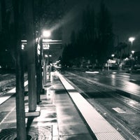 Photo taken at VTA Lightrail Tasman Station by schmidtie on 11/30/2012