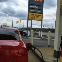 Photo taken at Shell by Jesse M. on 4/1/2016