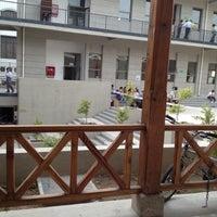 Photo taken at Liceo De Aplicación A-9 by Isadora G. on 10/28/2012