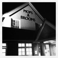Photo taken at The Mops & Brooms by Andrew W. on 4/20/2012