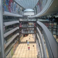 Photo taken at Brookefields Mall by Saji M. Abraham on 7/28/2013